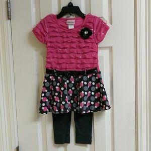 Little Lass Girls Outfit
